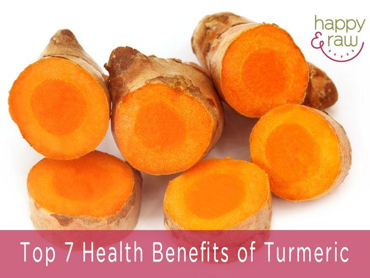 Top 7 Health Benefits of Turmeric