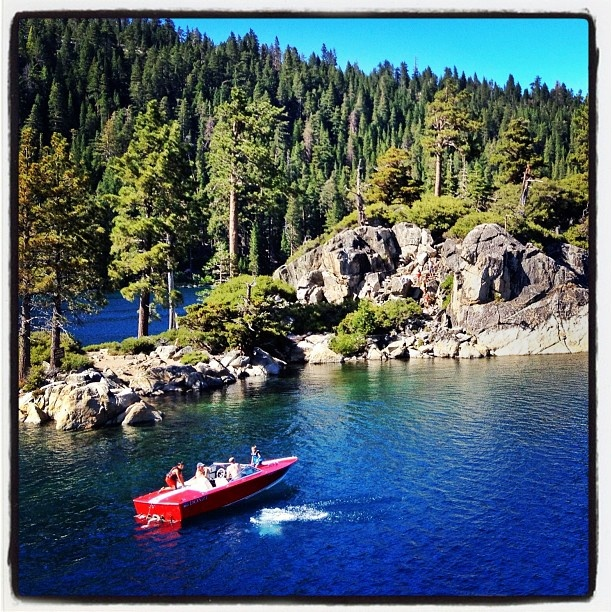 20 best images about usa 39 s best lakes on pinterest north for Shore fishing lake tahoe