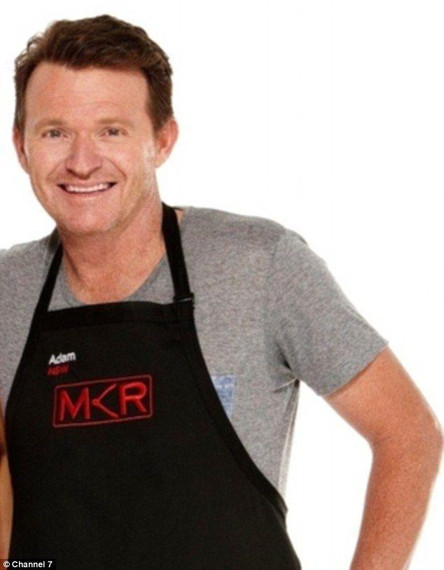 Ex-wife of My Kitchen Rules contestant Adam Anderson calls him a 'deadbeat dad'. #mkr #manu #peteevans #deadbeatdad