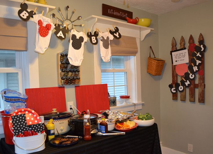 17 best ideas about mickey mouse baby shower on pinterest. Black Bedroom Furniture Sets. Home Design Ideas