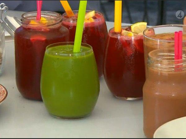 Body fuel detox juice