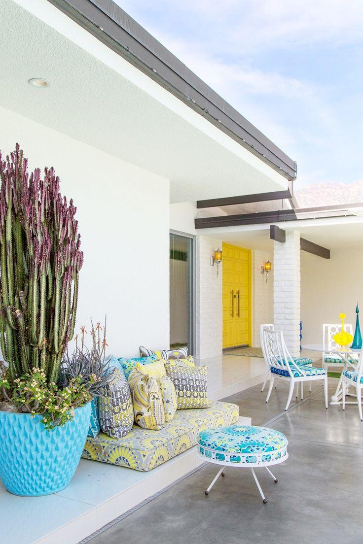 DESERT JEWEL // PALM SPRINGS HOME TOUR Palm Springs Style Magazine