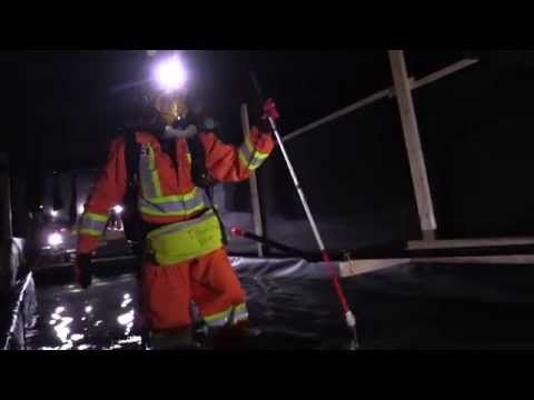 2015 Ontario Mine Rescue Provincial Competition - Video Clip