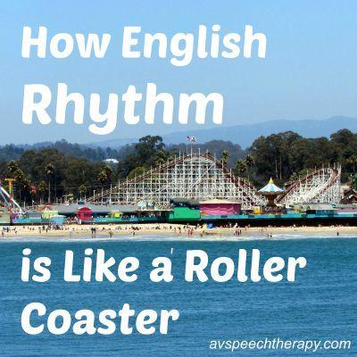 Why should you learn 'Rhythm of English' ? - YouTube