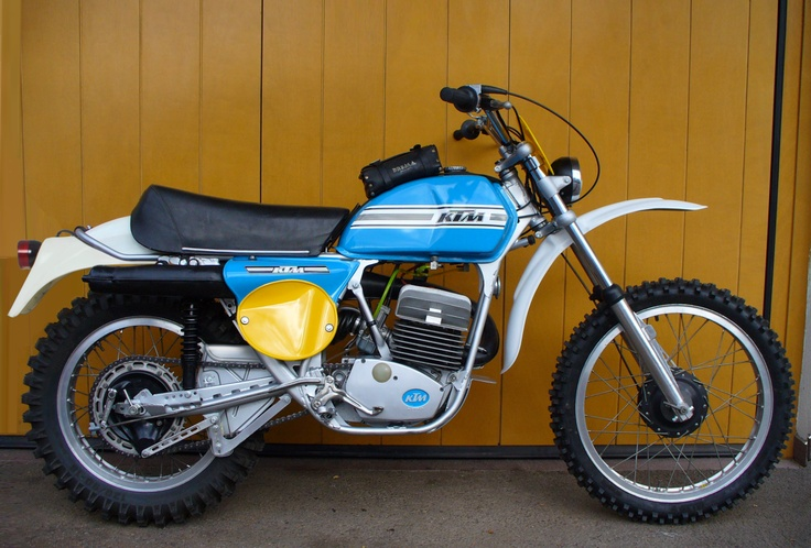 vintage garage ideas - KTM GS 175 1974 FAVOURITE BIKES