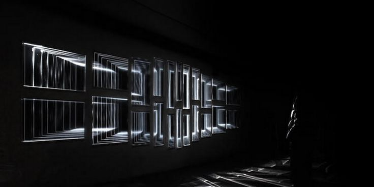 Level: a new installation presented in Paris | #ledlab #blog #lighting #installation #level