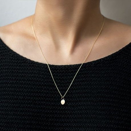 Blossom Halskette - Gold - alt_image_three
