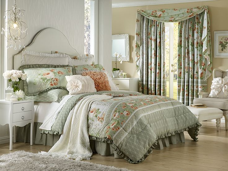 Homechoice clarissa bedding see more here https www for Home decorating company bedding