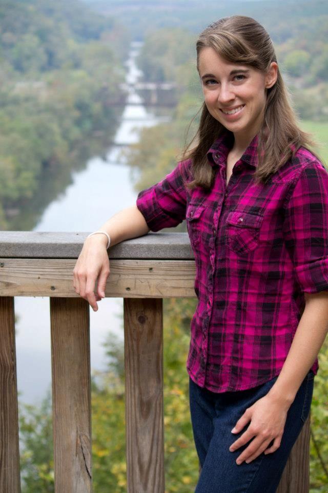 Dark pink and black plaid shirt - lightweight flannel.