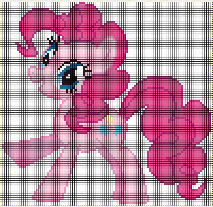 Pinkie is my favorite pony besides Fluttershy. Like, Twillight 's one, I 've made this for a while, but for some circumstances I couldn't foresee I ended forgetting to post it here. Note: Pinkie Pi...