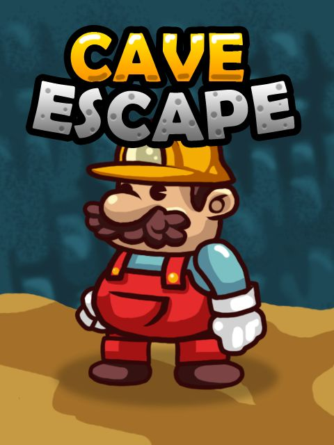 Help Rudy the miners to get out of the mine, and bring as many diamonds you can get and enjoy Cave Escape!