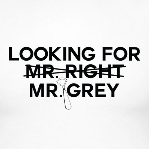 Christian grey that is.