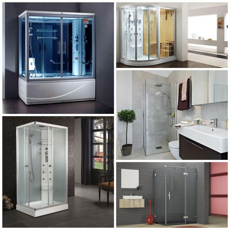 Современные душевые кабины: классификация и характеристика #душевыекабины #душ #сантехника #Ваннаякомната #Ванная