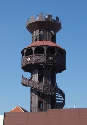 Galerie - Vyhlídková věž Hatě (Rozhledna (nepřístupná)) • Mapy.cz