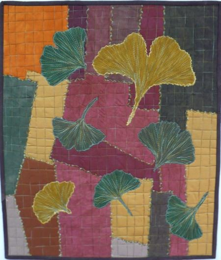 Free Motion Quilting Patterns Leaves : 17 Best images about Free motion quilting on Pinterest Silver maple leaf, Paintings i love and ...