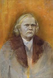 Olli Lyytikainen self portrait