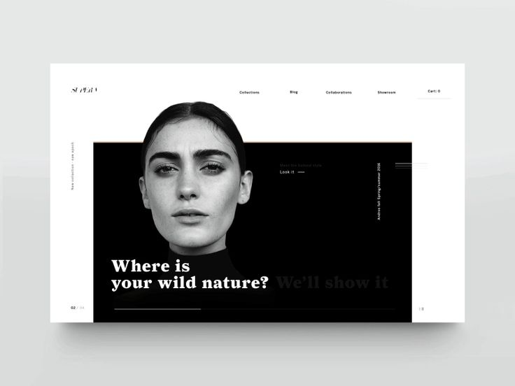 Hey guys! Check our new work - web store for Supera brand  Press