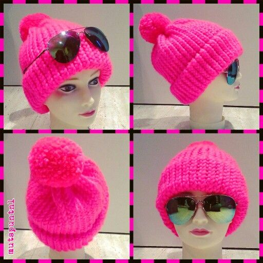 Loomknitting hat made by juul my creativity pinterest