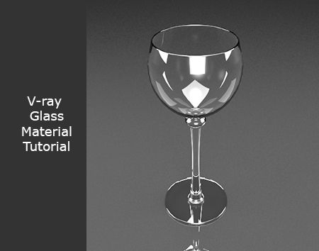 Tutorial for Vray glass material Click to Learn: http://www.proarch3d.com/tutorial-for-v-ray-glass-material/