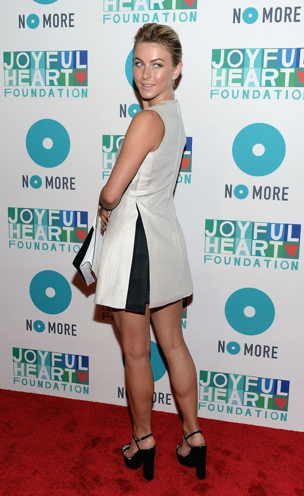 Julianne Hough - Arrivals at the Joyful Heart Foundation Gala