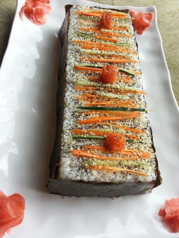 Sushi Tart