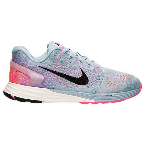 Women's Nike LunarGlide 7 Running Shoes - 747356 400 | Finish Line