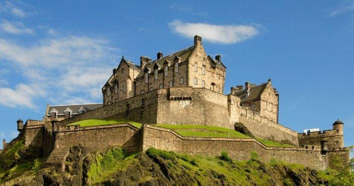 Эдинбургский замок, Шотландия - Все самое интересное о странствиях и туризме