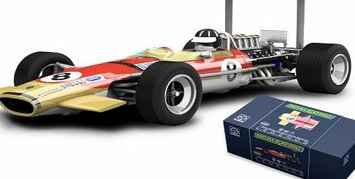 Scalextric 1:32 Scale GP Legends Lotus 49 Limited Edition Slot Car Suitable for the following scale(s): <br /> Slot Cars Scale (Barcode EAN = 5010963288396). http://www.comparestoreprices.co.uk/scalextric-cars/scalextric-132-scale-gp-legends-lotus-49-limited-edition-slot-car.asp