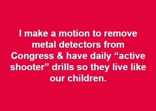 I second that motion! Future investments in metal detection and technology to enhance safety will be a gold mine.