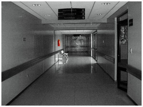 Hospital Visitor  http://vaughnashby.com/AuroraWasteland/hospital-visitor/  #2008 #Hospital #Security #Camera #Visitor #Alberta #Edmonton #StAlbert #Sturgeon #AuroraWasteland