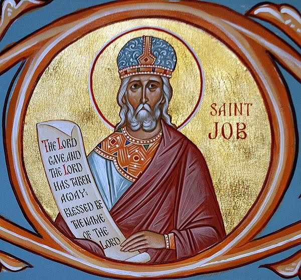 Righteous Job the Long-sufferingRighteous Job, Orthodox Icons, God Faith, Job 42, Faith Servant, Orthodox Faith, Christian Icons, Bossorha Job, Icons I D