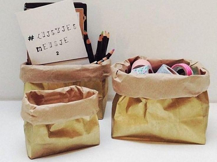 Tutoriel DIY: Créer un sac doré pour Noël via DaWanda.com