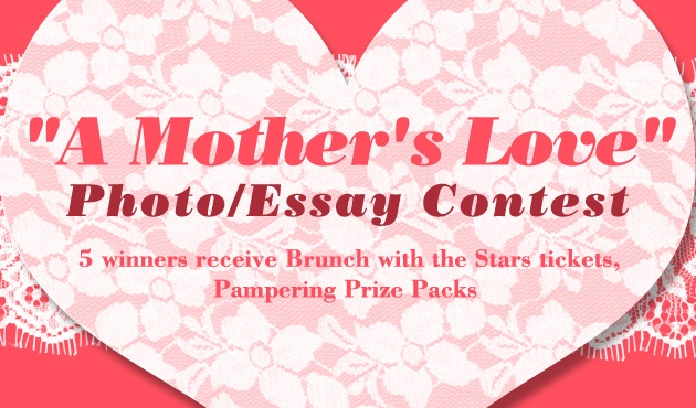 essay of love of mother