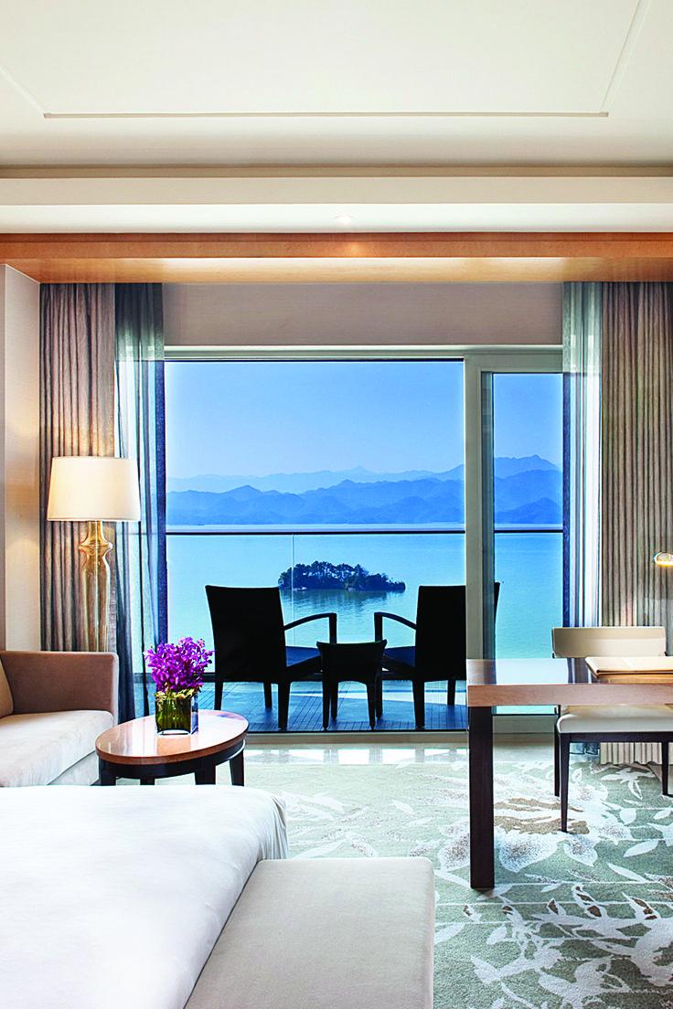 Lake View Room. Sheraton Qiandao Lake Resort.