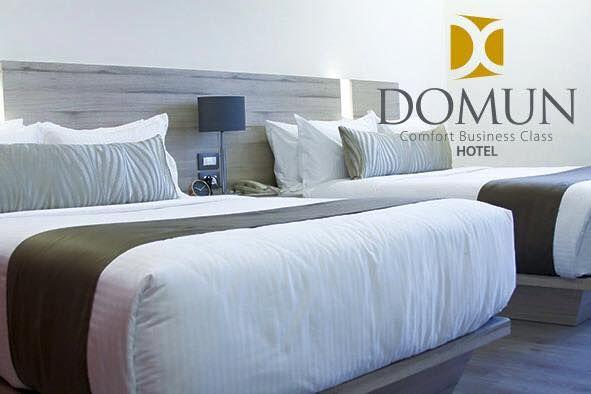 Domun Hotel - Conoce Domun Hotel nuevo en Querétaro, estamos situados muy cerca del centro de convenciones y a excelente distancia del aeropuerto de Querétaro y la central de Autobuses y diversos parques industriales