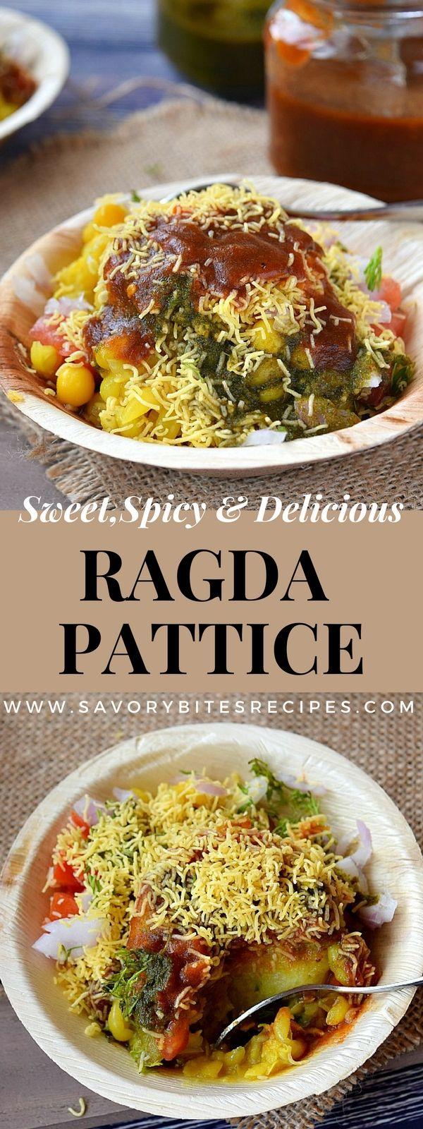 16 best street food images on pinterest indian snacks indian indian street food at its best ragda pattice ragdapattice vegetarian recipe forumfinder Images