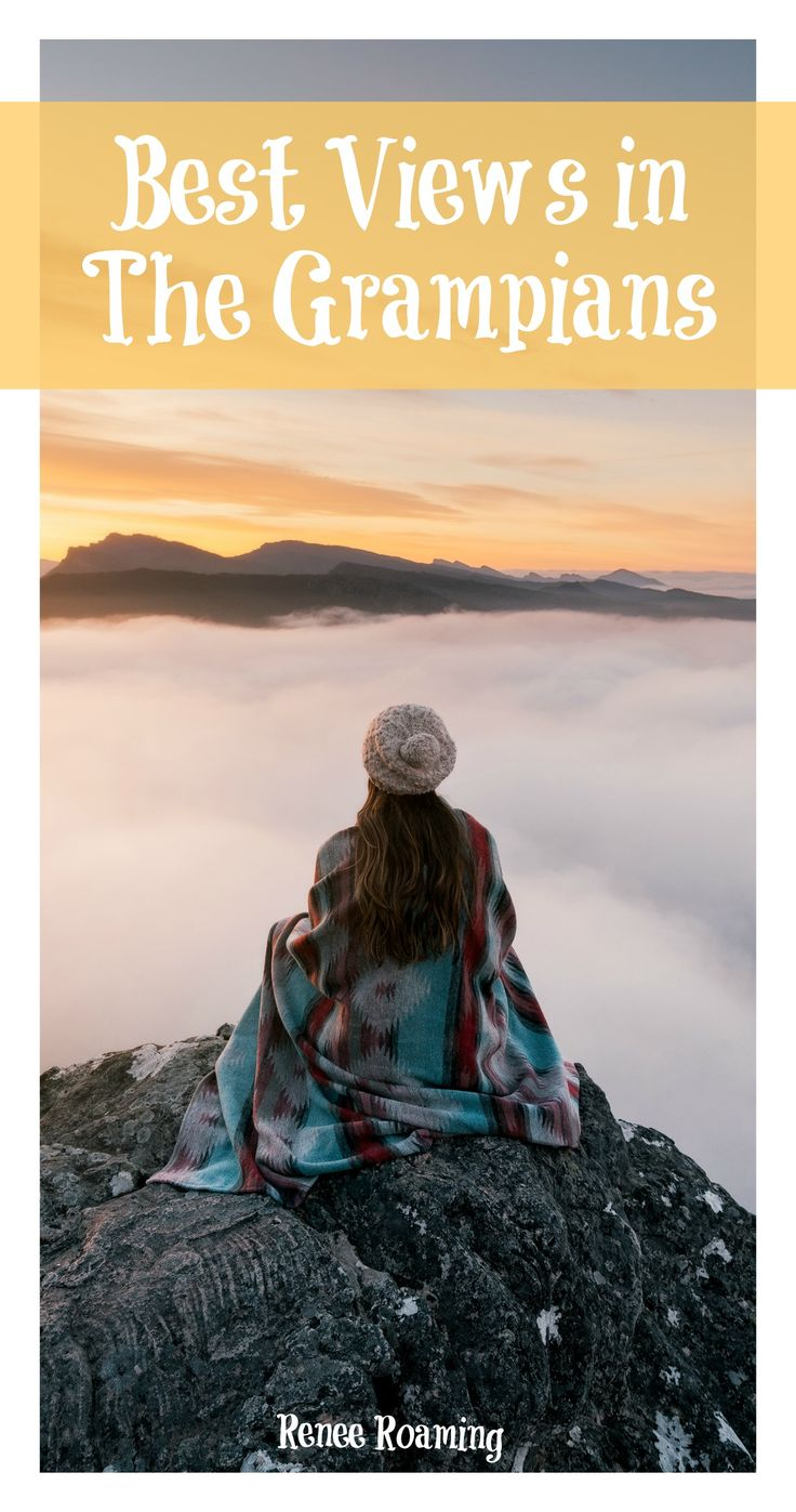 Where to find the best view points in Grampians National Park, Australia / Melbourne / Travel / Wanderlust / Dream Destination / Bucket List / Photography. Renee Roaming - http://wwww.reneeroaming.com.