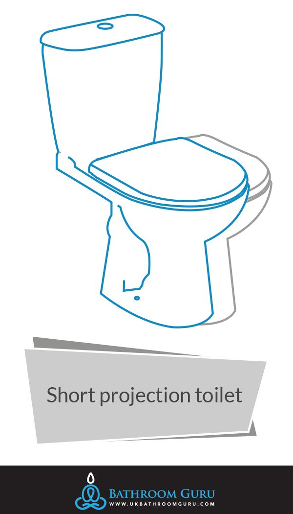 Short Projection Toilet #projection #toilet #modern Bathroom #bathroom  Installation