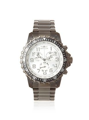 Invicta Men's 11370 Specialty Pilot Chronograph Gunmetal Watch