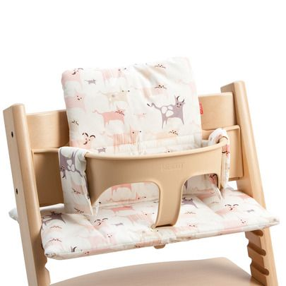 Coussin chaise haute STOKKE