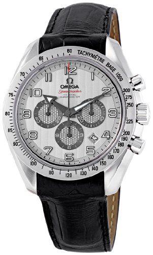 Omega Men's Speedmaster Chronograph Dial Watch