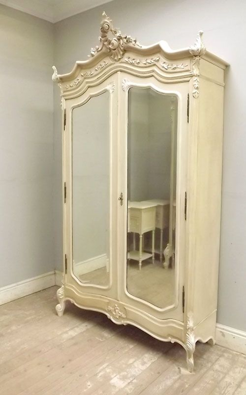 179 best Armoires images on Pinterest | Rococo, Antique furniture ...
