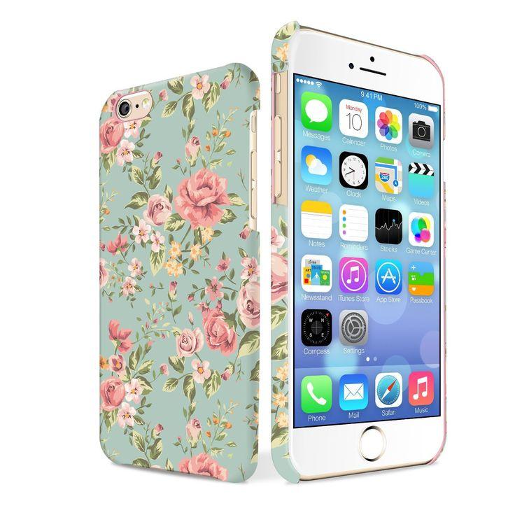 Amazon Floral Iphone  Case