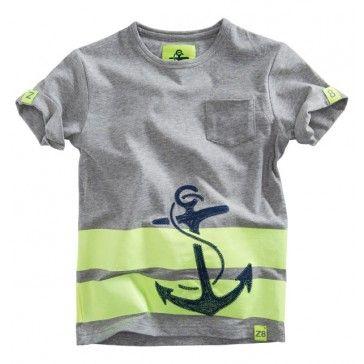 Z8 baby - T-shirt Mason grijs