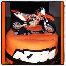 Resultado de imagen para ktm birthday cake