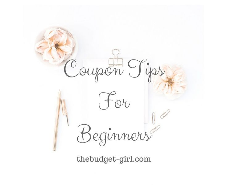 Coupon Tips For Beginners I have had an off again on again relationship with coupons. Honestly, I haven't been into coupons for the past two years. I have recently started couponing again because of my BJ's Warehouse membership. I love BJ's Warehouse because they have their own coupons and take manufacturers coupons on the same item. So, a couple of years ago, a new show called Extreme Couponing...