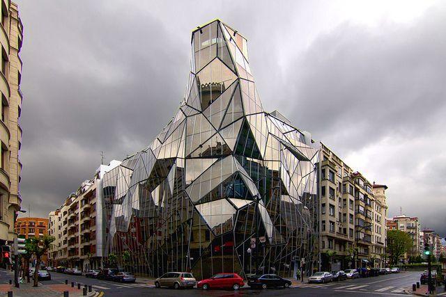 Basque Health Department Headquarters