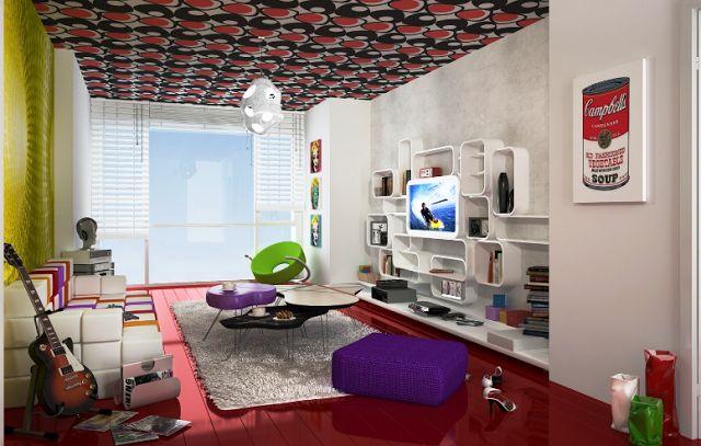 Stüdyo daireler için akıllı dekorasyon önerileri