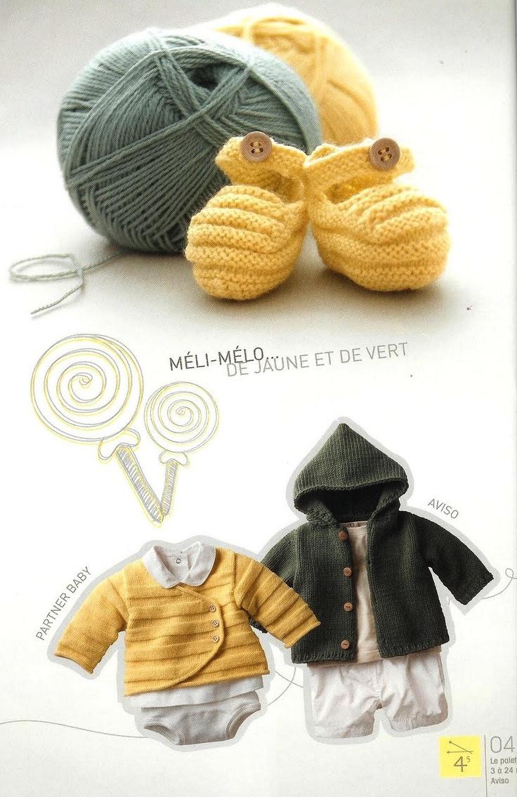 Mejores 233 imágenes de knitting en Pinterest | Artesanías, Patrones ...