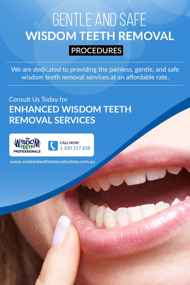 We are dedicated to providing the painless, gentle, and safe #wisdom_teeth_removal services at an affordable rate.
